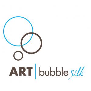 ARTbubble silk-w